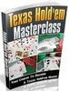 Thumbnail The Texas Hold em Masterclass eBook.