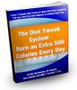 Thumbnail The Diet Tweak System  PLR