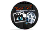 Thumbnail Kick Ass Sales Page Video Creation  MRR & Giveaway Rights
