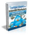 Thumbnail Twitter Basics For Internet Marketers  MRR & Giveaway Righ