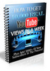 Thumbnail Get 10000 Views On YouTube  Unrestricted PLR