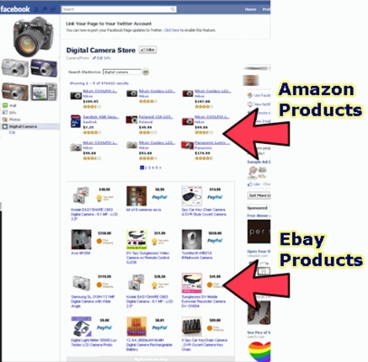 Pay for Facebook Shop Builder Software MRR