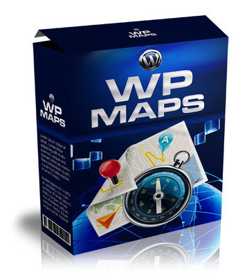 Pay for WP Maps Plugin  MRR & Giveaway Rights
