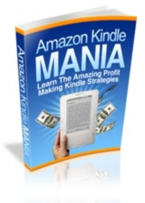 Pay for Amazon Kindle Mania  MRR