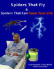 Thumbnail Spiders That Fly & Spiders That Can Save Your Life