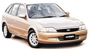Thumbnail FORD LASER KN KQ 1999-2003 WORKSHOP SERVICE MANUAL