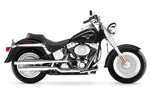 Harley Davidson Fatboy 1450 Flstf   Efi 2000