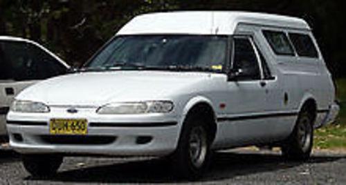 Ford Courier Ranger 1998