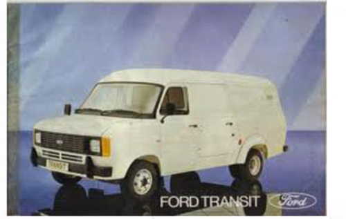 Pay for FORD TRANSIT 1978-1986 REPAIR WORKSHOP SERVICE MANUAL