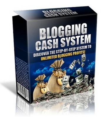 Pay for Blogging Cash System - Complete Website Package - PLR