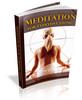 Thumbnail Meditation For Everyday Living-plr