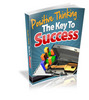 Thumbnail  Positive Thinking - The Key To Success  Comes with Master R