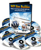 Thumbnail WP Site Builder Comes with Master Resale Rights