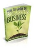 Thumbnail  How to Grow an InfoMarketing Business  Comes with Resale Ri