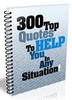 Thumbnail 300 Top Quotes To Help You Comes with Master Resale Rights
