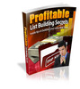 Thumbnail Profitable List Building Secrets Comes with Master Resale