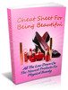 Thumbnail Cheat Sheet For Being Beautiful Comes with Master Resale