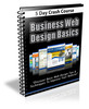 Thumbnail Business Web Design Basics Course Comes with Private Label R