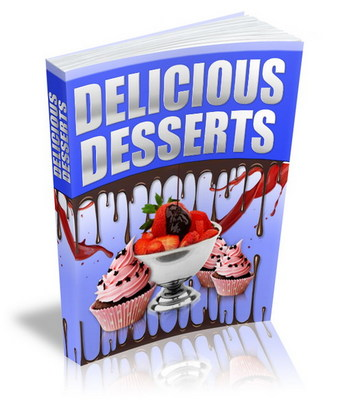 Pay for Delicious Desserts-plr