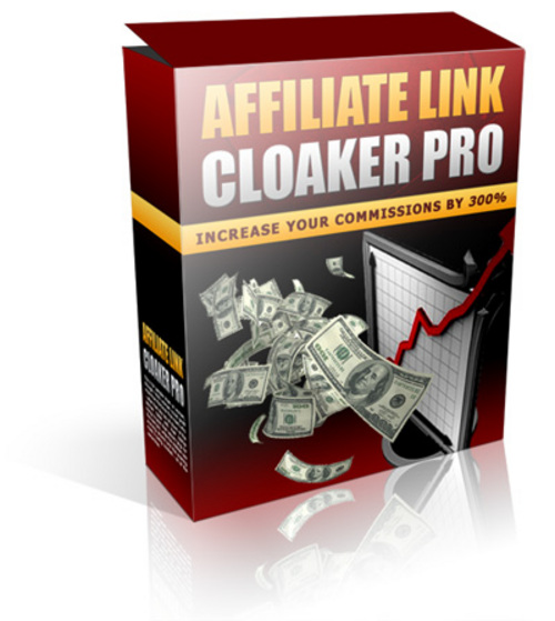 Pay for Affiliate Link Cloaker Pro PLR