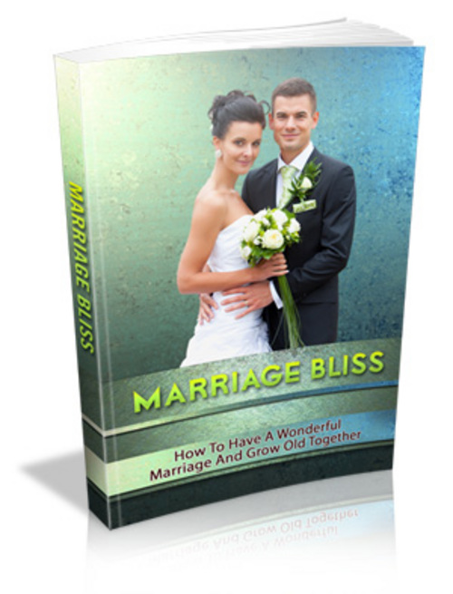 Pay for Marriage Bliss MRR Ebook