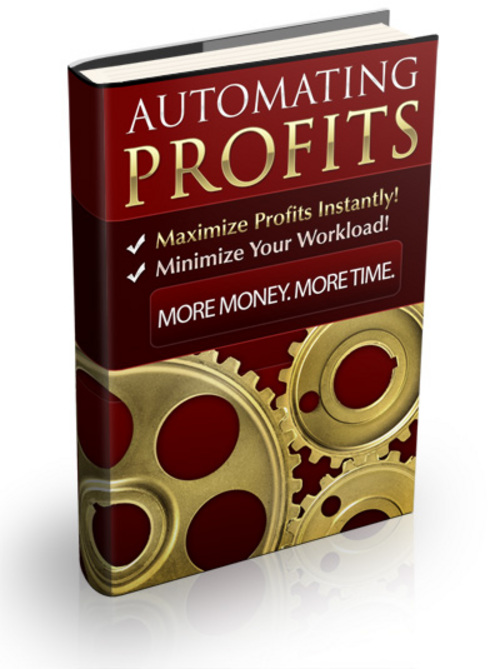 Pay for Automating Profits