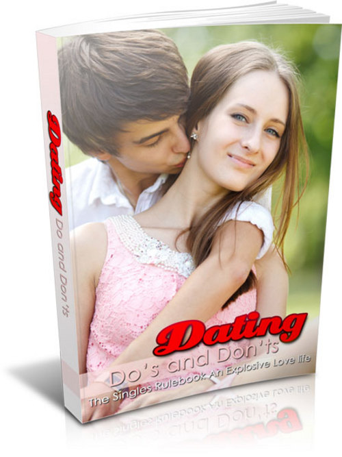 Pay for Dating Do And Dont Comes with Master Resale Rights