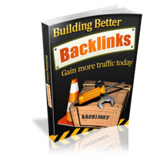 Pay for Building Better Backlinks Comes with Master Resale/Giveaway