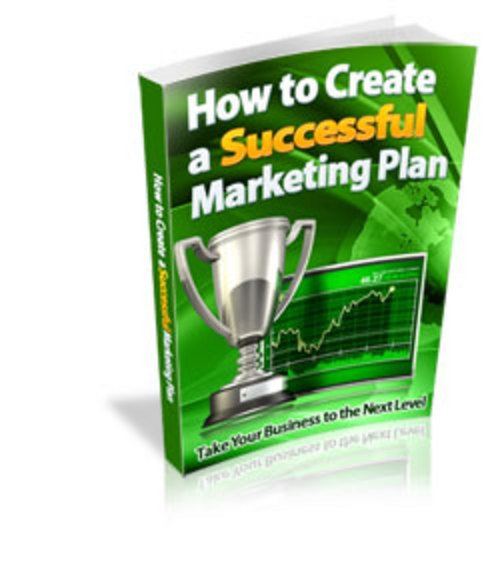 Pay for  How To Create A Successful Marketing  Comes with Master Res