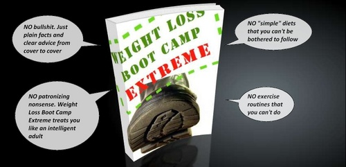 Pay for  Weight Loss Boot Camp Extreme  Comes with Master Resale Rig