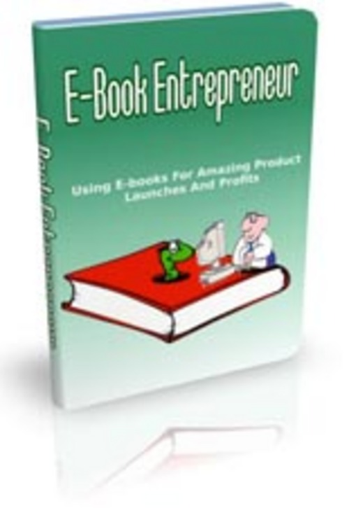 Pay for  Ebook Entrepreneur  Comes with Master Resale Rights