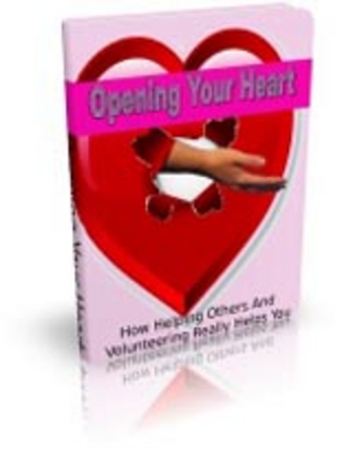 Pay for Opening Your Heart Comes with Master Resale Rights