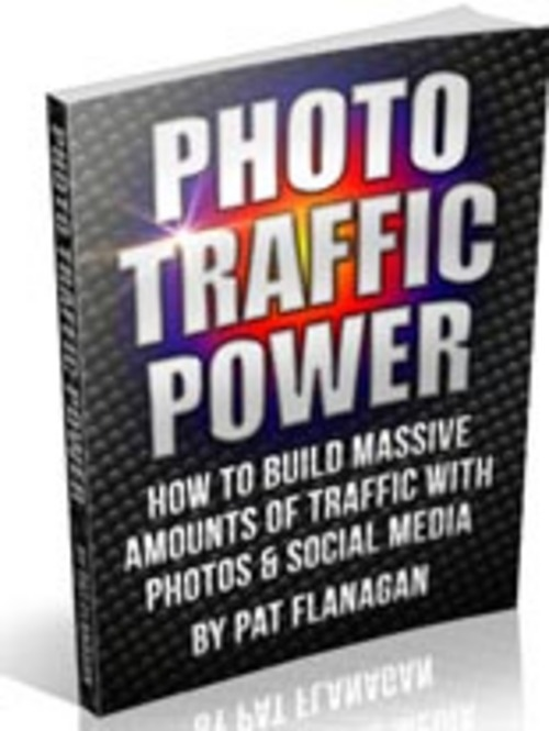 Pay for Photo Traffic Power Comes with Resale Rights