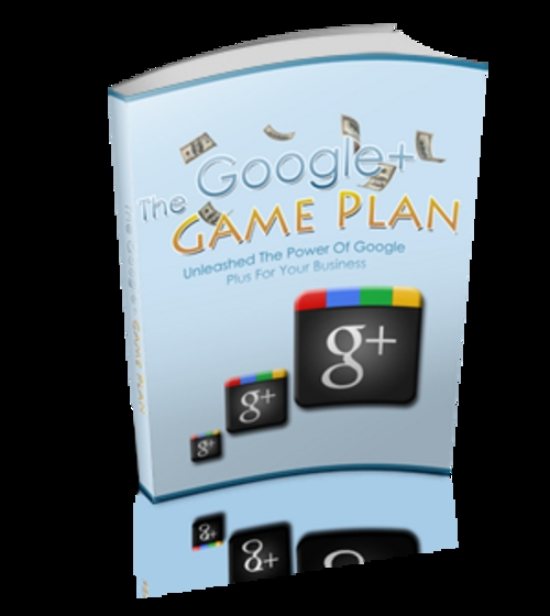 Pay for Google Plus Game Plan Comes with Master Resale Rights