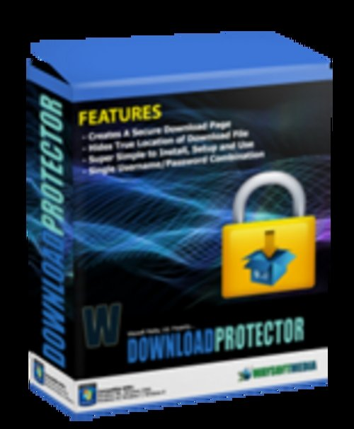 Pay for Download Protector Comes with Master Resale Rights