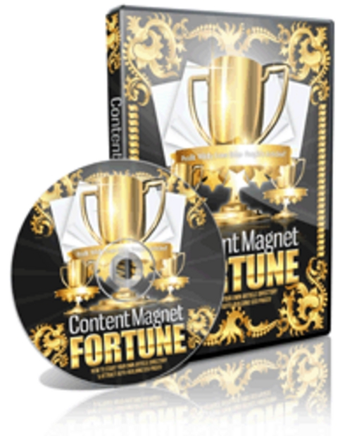 Pay for Content Magnet Fortune Comes with Master Resale Rights