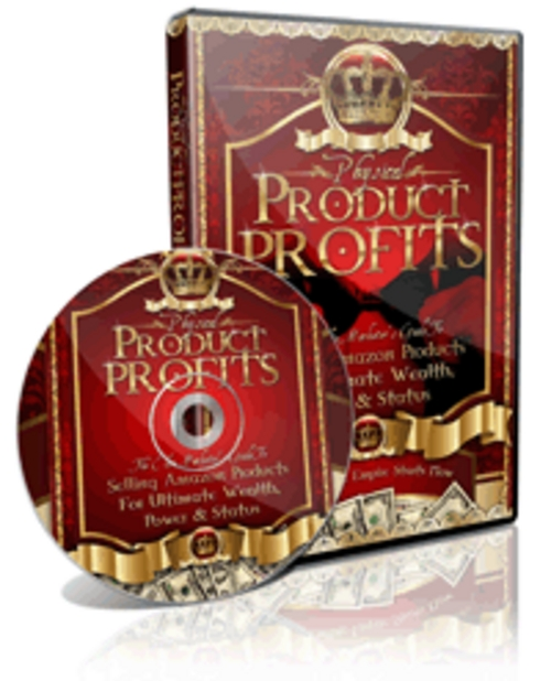 Pay for Physical Product Profits Comes with Master Resale Rights