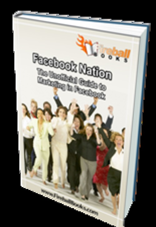 Pay for  Facebook Nation Comes with Master Resale Rights!