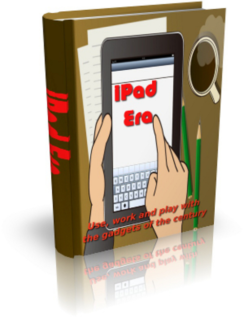 Pay for  iPad EraComes with Master Resale Rights!
