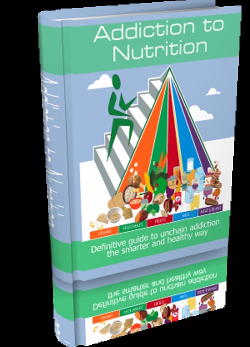 Pay for Addiction to Nutrition Comes with Master Resale Right