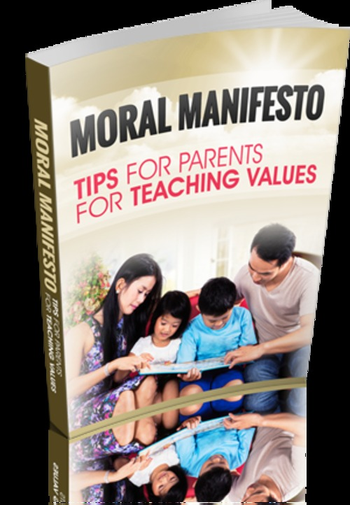 Pay for Moral Manifesto Comes with Master Resale