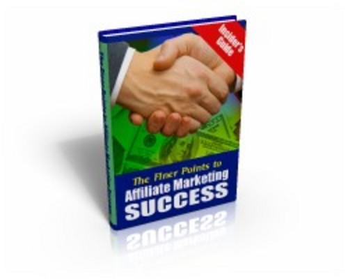 Pay for The Ins And Outs Of Successful Affiliate Marketing Revealed