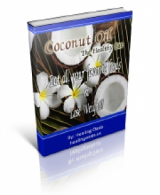 Pay for Coconut Oil Healthy Fat (PLR)