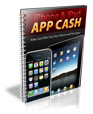 Pay for iPhone And iPad App Cash (PLR)