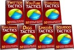 Thumbnail 350 Social Media Tactics with Mrr
