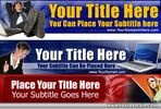 Thumbnail 3 Minisite Templates with Full Source and Private Label Righ