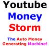 Thumbnail Youtube Money Storm