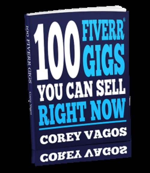 Pay for 100 easy Fiverr gigs you can start selling right now