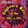 Thumbnail MIDI Keys: Keyboard Riffs Of The 60s & 70s