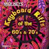 Thumbnail MIDI Keys: Keyboard Riffs Of The 60s & 70s